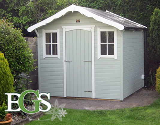 Garden Sheds Jarrow shed sizes ireland