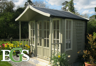 Summer house shed ireland big sheds for sale - Summer house plans delight relaxation ...
