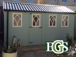 Garden Sheds Ireland, Timber Sheds
