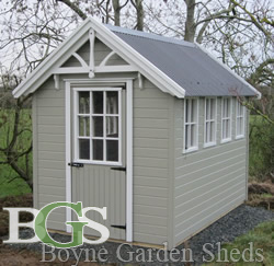 Cottage Style Garden Shed Boyne Garden Sheds High Quality Garden